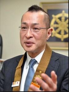 全日本仏教会理事長